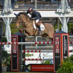 Ian Millar & Dixson Mark an Emotional Comeback at Palm Beach Masters CSI3*-W